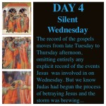Holy Week Day 4